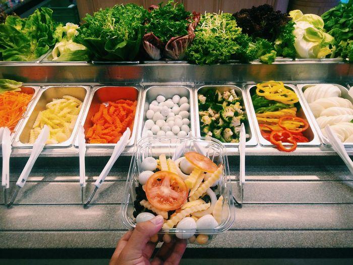salad day Human