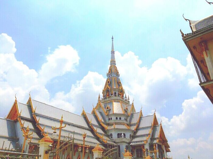Temple Temple Lifeisgood Beautiful Day yesterday Yesterday Believe ชีวิตดี๊ดี Chachoengsao Thailand