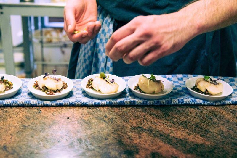 EyeEm Selects Food And Drink Indoors  Preparation  Food Preparing Food One Person Homemade Close-up Ready-to-eat Freshness kickstarter Kickstarter Kickstagram KickstarterProject Berlin Cookbook Kochbuch