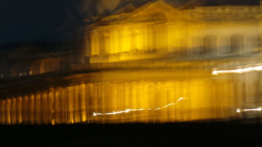 London Abstract Abstractions In Colors Architecture Building Exterior Movement Blur Movement Movement Abstraction Light Light Painting Urban Architecture Travel Destinations Illuminated Night No People Travel Photography United Kingdom Historical Building City At Night Cityscape City Lights Night Lights Night Photography Night City Darkness And Light The Architect - 2017 EyeEm Awards EyeEm LOST IN London Summer Exploratorium