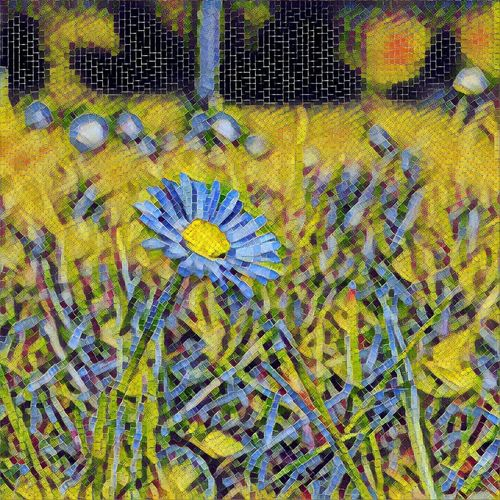 Backgrounds Beauty In Nature Close-up Creativity Flower Fragility Freshness Full Frame Nature No People Patterned Petal Prisma Prisma App Yellow