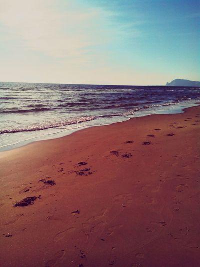 Sea Mare Fondi Beach Tumulitobeach Italy❤️ Italy Italia Spiaggia Sun
