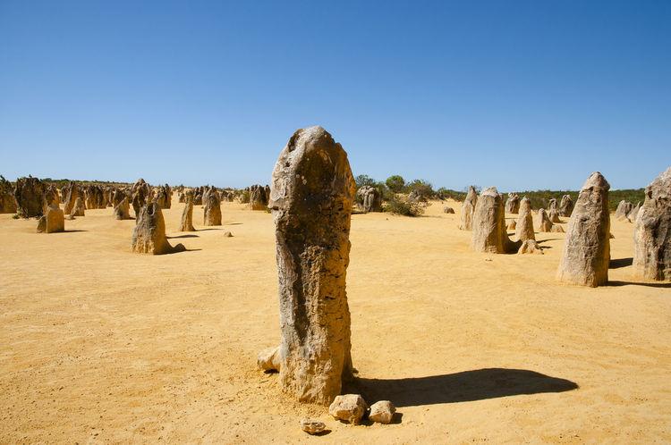 The Pinnacles Australia Pinnacles The Pinnacles Arid Climate Desert Nambung National Park Rock - Object Sand