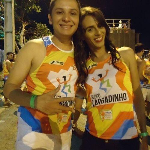 Fortal2015 Largadinho Deonti Claudinha