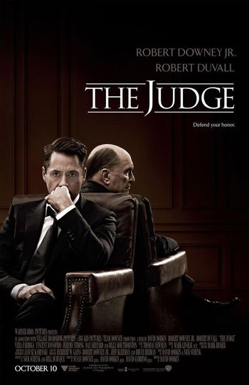 fantastic masterpiece The Judge Watching A Movie MOVIE Film