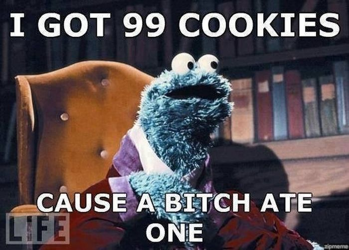 Cookie Monster(: