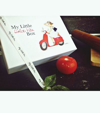 My little box juin❤ Mylittlebox LaDolceVita Italia Juin2014