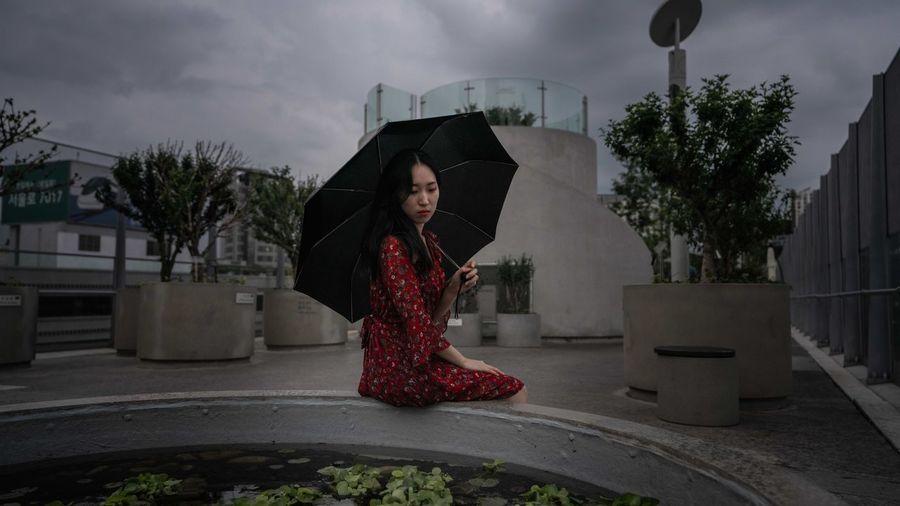 Dreary Days! The Portraitist - 2018 EyeEm Awards