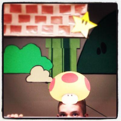 Mushroom on the loose!