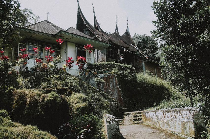 Nagari Tuo Pariangan, West Sumatra 2018 Architecture Vintage Heritage Heritage Building Olympus West Sumatera Travel Destinations
