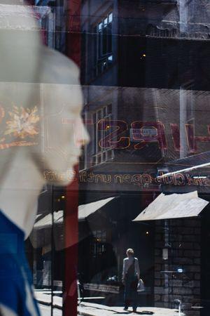 Soho Layers Reflection Magnumphotos Malephotographerofthemonth Abstract Street Photography LONDON❤ London Streetphotography The Street Photographer - 2018 EyeEm Awards City City Life Architecture Building Exterior