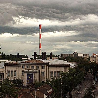 Belgrade Rainy Days Serbia