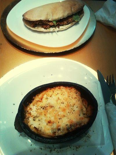 Food Tasty Lasagna #lunch
