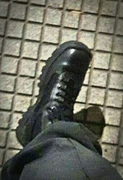 Human Body Part One Person Outdoors People Buenos Aires, Argentina  Black Shoes!!