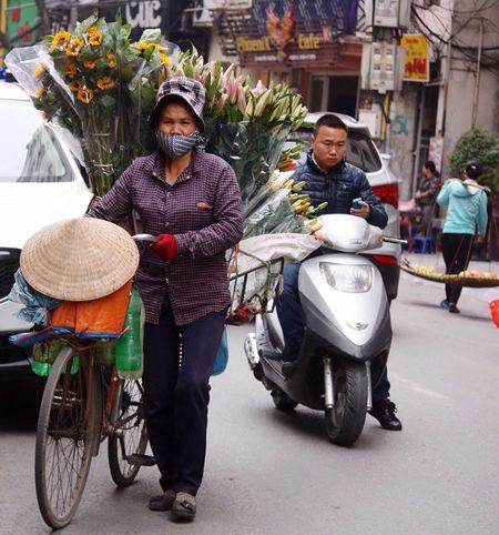 Selling Flowers Flower Seller Flowers Street Vendor Amatuer Photographer I Love Vietnam Ba Dinh, Vietnam Hanoi, Vietnam