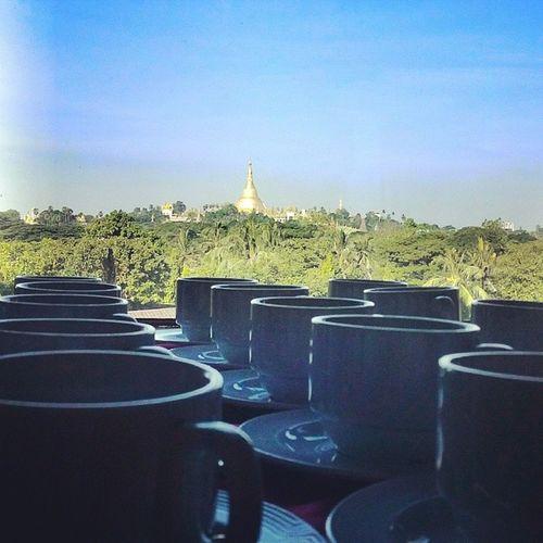 different point of view Shwedagon Pagoda Yangon Myanmar igersworldwide Igersyangon igersmyanmar