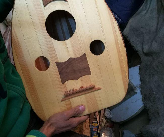 Artisan Building Craftman Handmade Human Hand Mandolin Processing Souk Wood - Material Woodworking