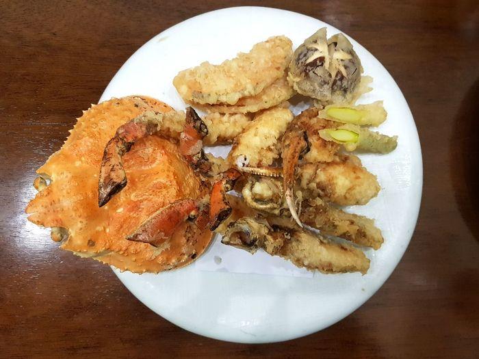 crab fruit Crab