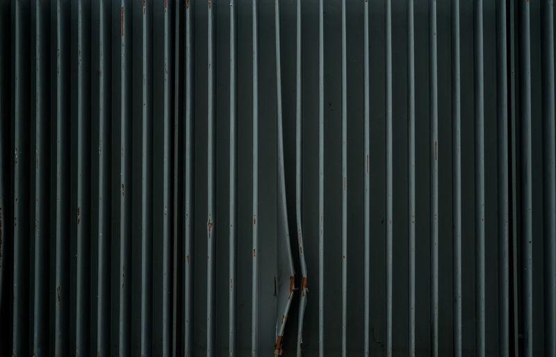 Full frame shot of metal