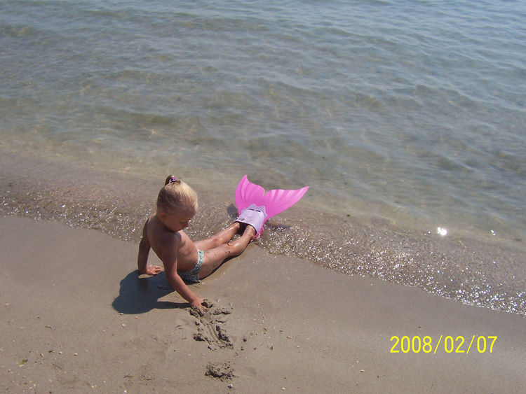 toy in pink fin to swim like a mermaid in the water toy for a child Babygirl Blond Baby Girl Camping Coratia In To Swim Like A Mermaid In The Water Lifestyles Makarska Riviera Mermaid Near Split Panorama View Siren The Most Exclusive Toy For A Child Toy In Pink View Zadar,Croatia Zaton