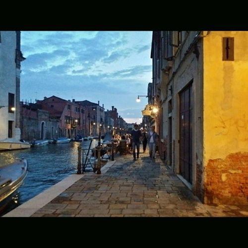 goodnight! Nofilter Solovenezia Venezia Italia beautifullikeapainting