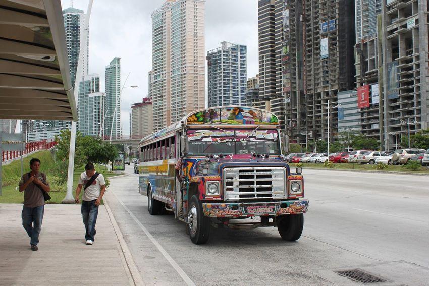 Panama Bass road Citi building