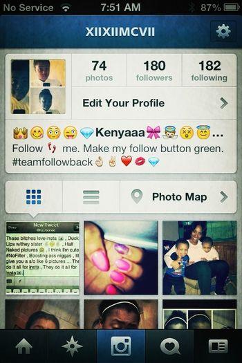 Follow my instagram!!