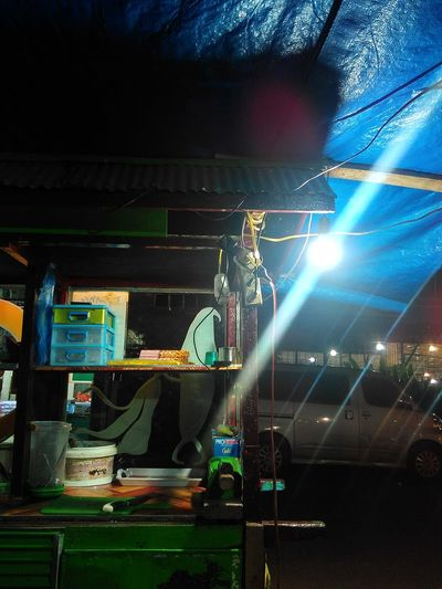 Close Up Technology Street Vendor PTB Maros Outdoors Pisang Epe