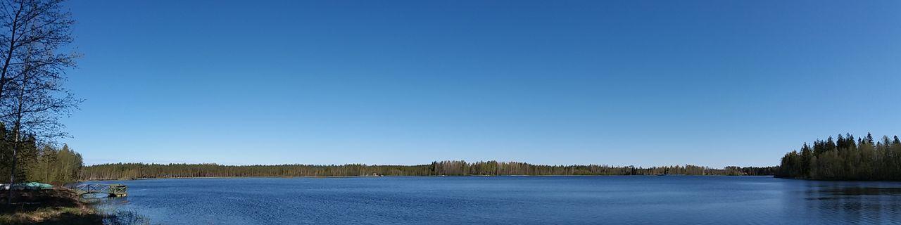 Lake Clear Sky
