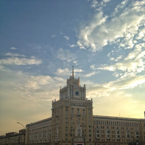 Hotel Pekin with one of the bars giving the best view of Moscow - Time Out Bar Architecture GetYourGuide Cityscapes