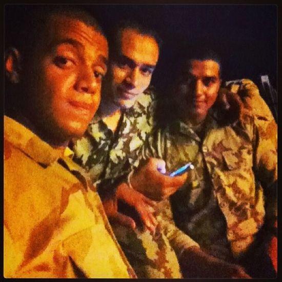 Army Days