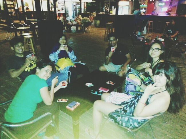 uno card games after dinner
