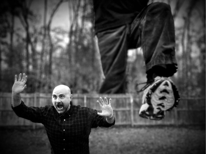 When Children Grow Up Too Fast... Surrealism AMPt_community Shootermag Blackandwhite Conceptual Portrait (null)