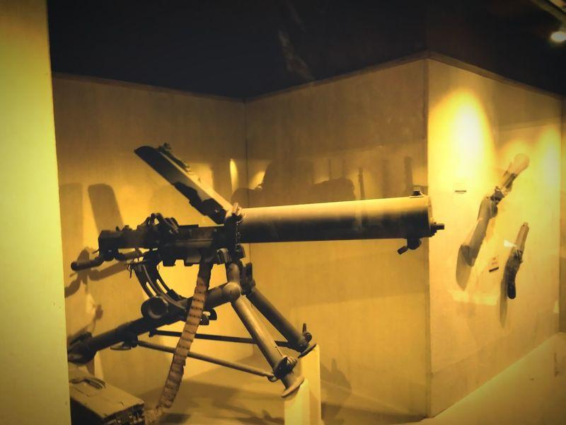 Field Machinegun Gun Guns Oldgun Hestorical History