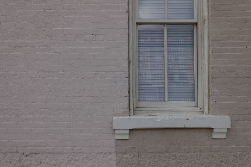 Architecture Built Structure Building Exterior Window Wall - Building Feature No People Day Metal Residential District Old Wall Pattern Outdoors Wood - Material Safety Security Building Shutter Closed House