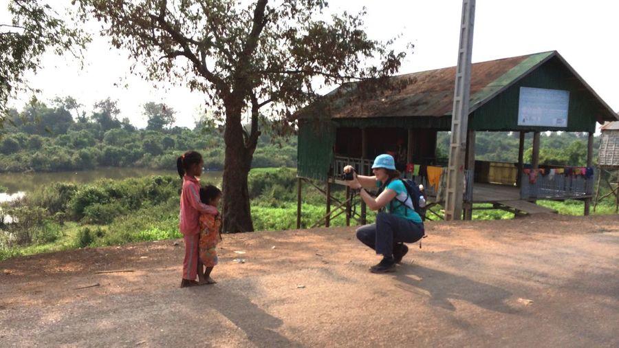 Human Meets Technology Cambodia Tonle Sap Lake The Photojournalist - 2016 EyeEm Awards