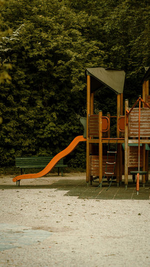 Slide in park