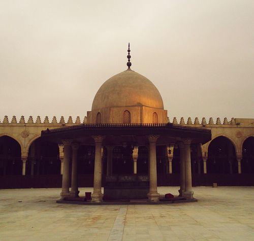 Мечеть в Каире. египет архитектура Egypt Architecture