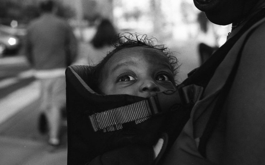 """""""Zaheer"""" by Kesi J. Marcus Baby Babyhood Bonding Childhood Close-up Day Family With One Child Focus On Foreground Leisure Activity Lifestyles Love Outdoors People Real People Togetherness The Week On EyeEm The Portraitist - 2018 EyeEm Awards"""