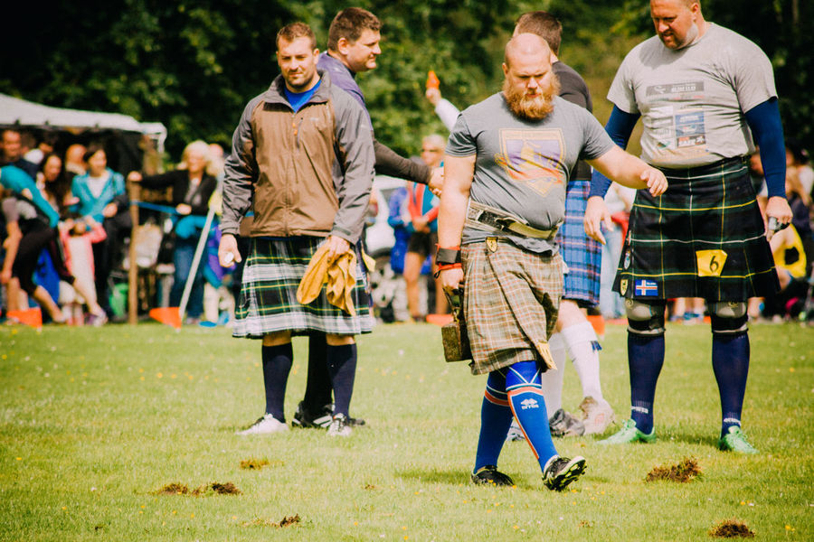 Beard Highland Games Kilt Leisure Activity Lifestyles Men Real People Scotland Standing The Portraitist - 2016 EyeEm Awards
