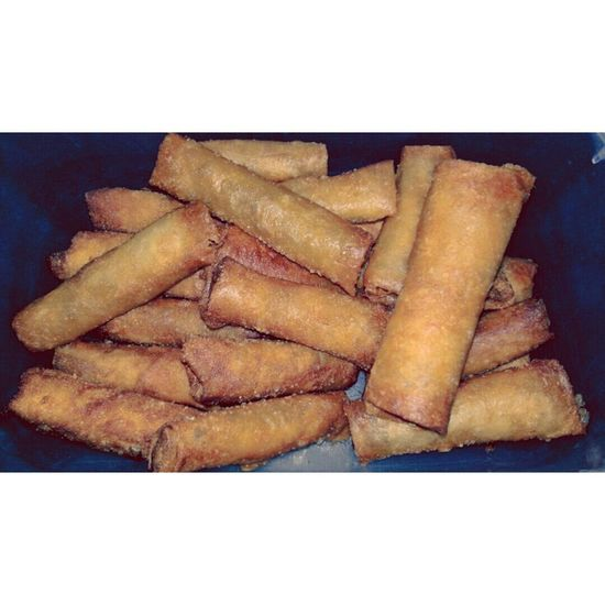 "Cooking Lumpiangshanghai At Home Foodie Feelinggood thanks ""hubby"" Tastessogood Feeling Thankful Happy Tummy Food Photography Pinoyfood"