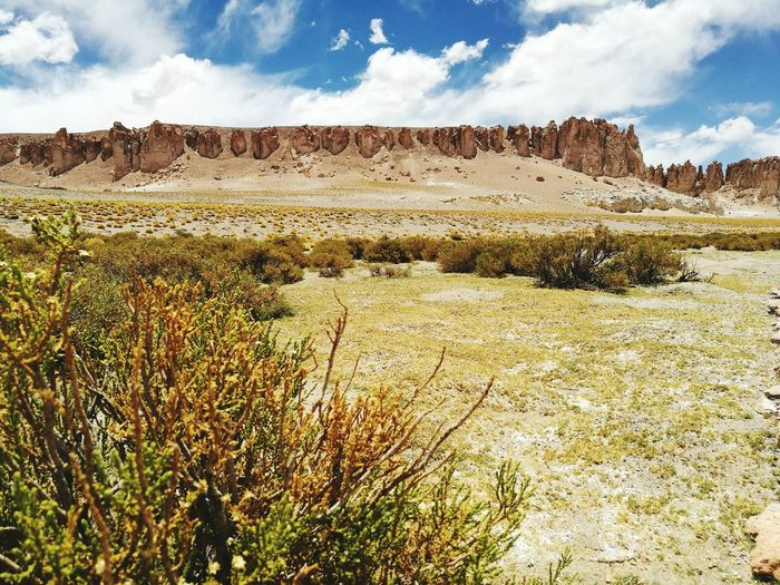 Catedrales, Salar de Tara; San Pedro de Atacama, Chile. Desert Outdoors Sanpedrodeatacama Desierto De Atacama Sky Nature No People Sand Catedralesdetara Chile