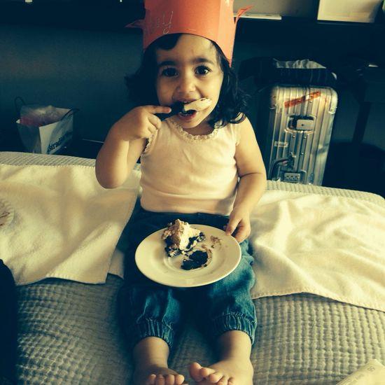 Birthday Kid Cute Aupair