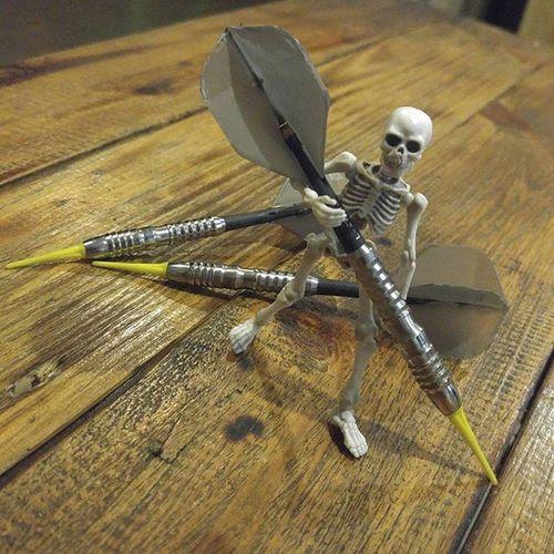 Dart Figure Toys Skeleton Rement Poseskeleton Val  2016 LGG4 LG  G4 😚 ☠