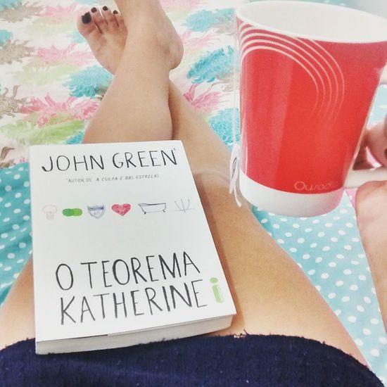 O que temos para o fim de semana???? Frio + Livro + Chá <3 Livro  PaixaoPorLer Oteoremakatherine