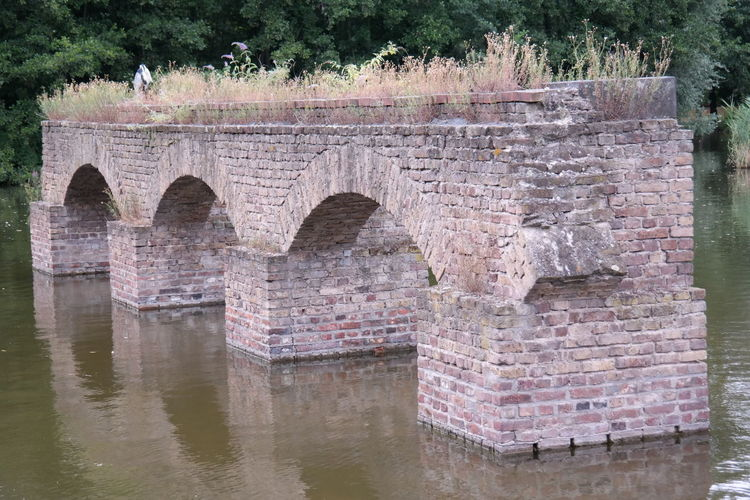 Architecture Bridge - Man Made Structure Day Nature No People Outdoors Water The Secret Spaces