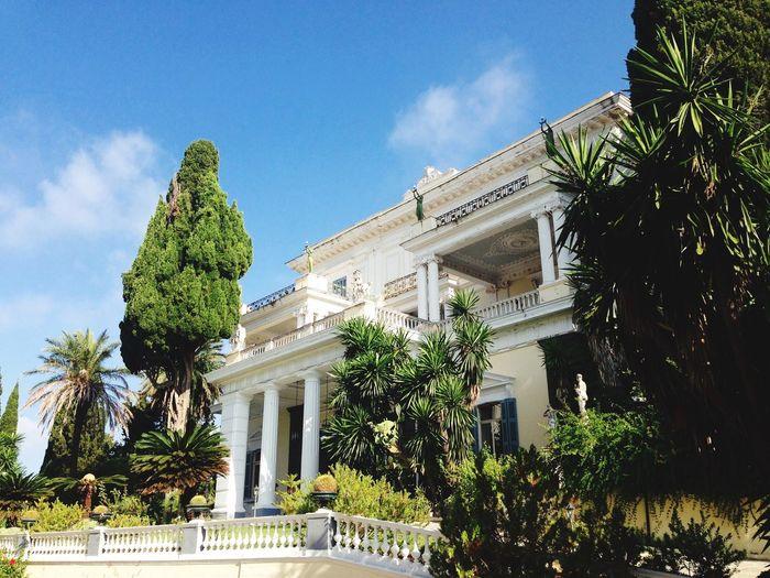 Corfu Sissi's Castle