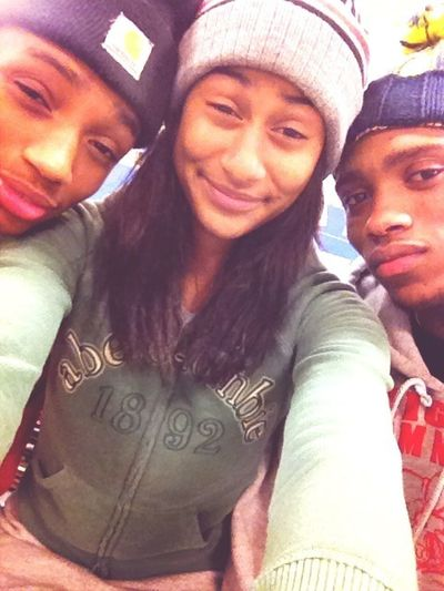 Me And My Brothers Out Today I Love Them ❤❤❤