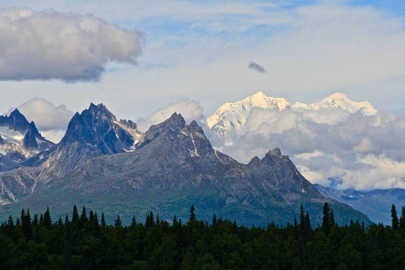 Look Up And Thrive Nature Alaska Buetiful