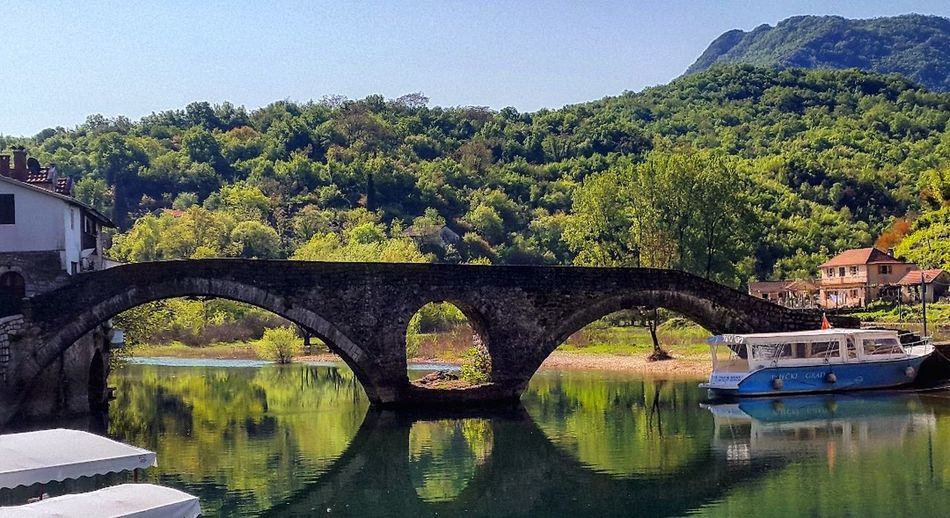 Beauty Of Montenegro Montenegro Montenegro Wild Beauty Nature Nature_collection Lovetravelling Places You Must To See A Place You Must Visit Nature Is Art Naturelover Bridge Bridge View Photography Is My Escape From Reality! Green Green Nature